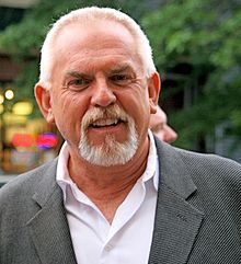 John Ratzenberger, would totally play my dad in this movie.
