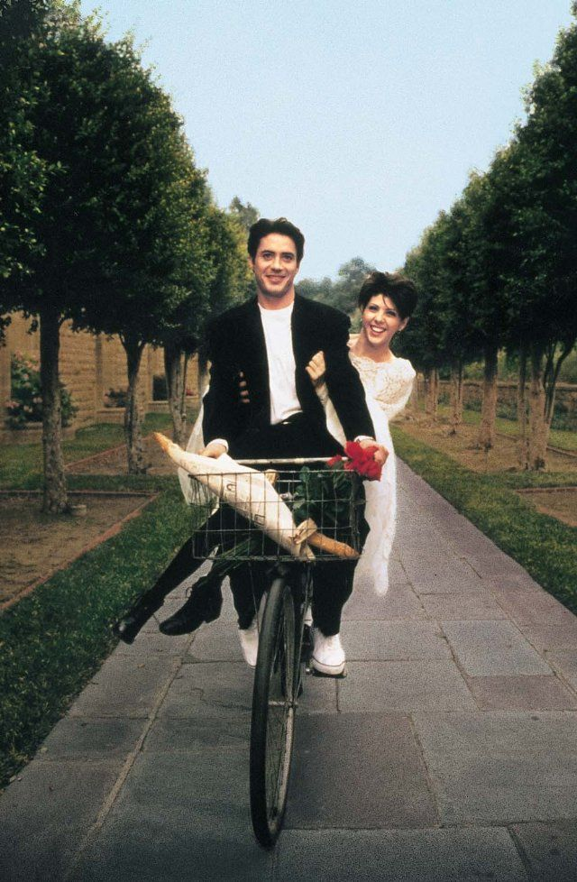 "Only You,  Marisa Tomei & Robert Downey Jr.  ""The truth is, you make your own destiny... Don't wait for it to come to you."""