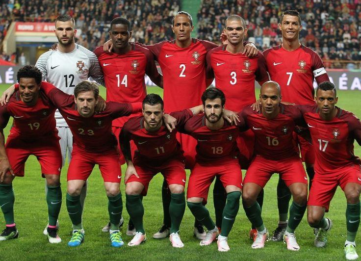 Portugal National Football Team 2016 Find best latest Portugal National Football Team 2016 for your PC desktop background & mobile phones.