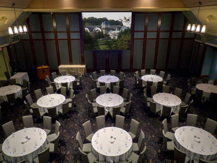 The Mackenzie Hall #AngusGlen Golf Club #MackenzieHall