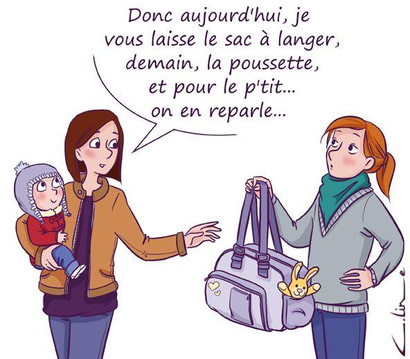 Adaptation (très) progressive... par Céline Théraulaz sur Guide Maman Bébé