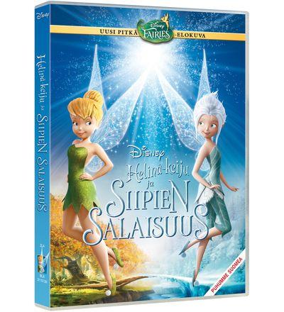 Helinä-Keiju ja siipien salaisuus DVD | Karkkainen.com verkkokauppa. 7,90 €