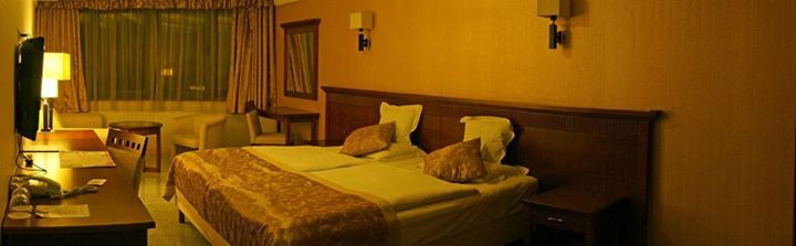 One of our Superior rooms. Photo by David Lam