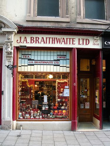 Braithwaites Coffee Shop Dundee