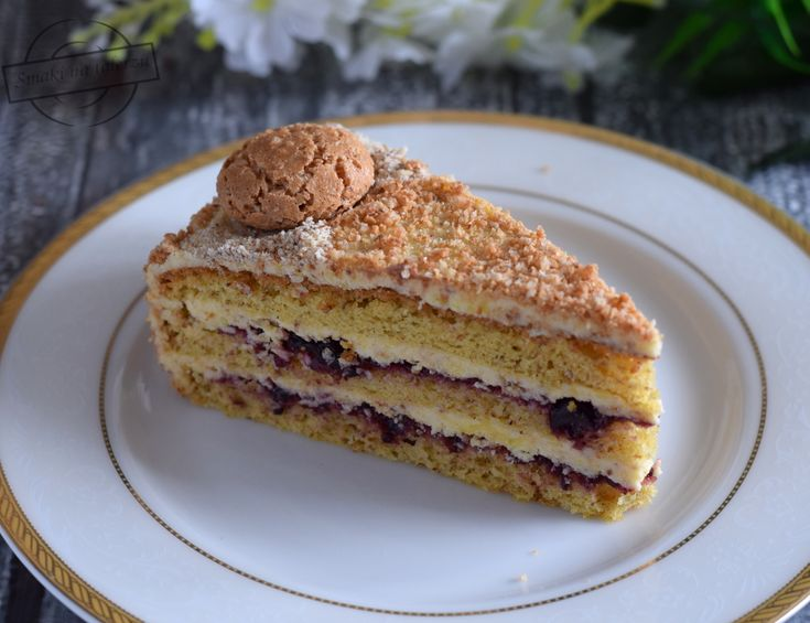 Tort Amaretti