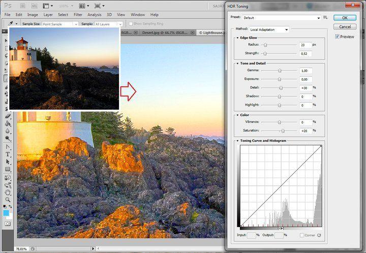 Photoshop CS5 HDR Pro e-book