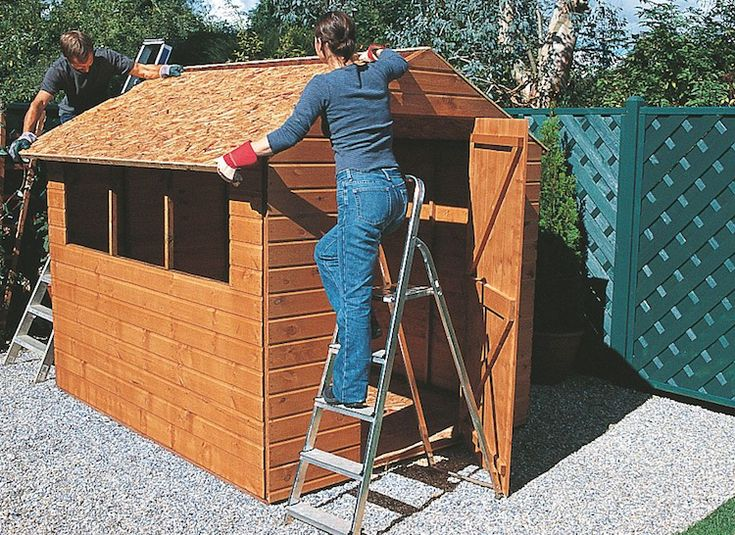 15 best Upcycling images on Pinterest Upcycle, Upcycling and - construire un cabanon de jardin en bois
