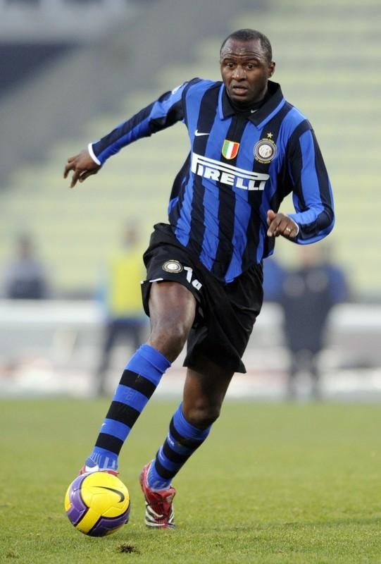 Patrick Vieira, Inter Milan.