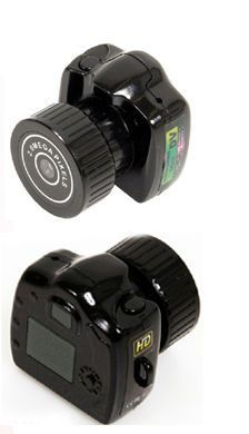 The Smallest Spy Camera In The World. Includes free 8 Gig sd card