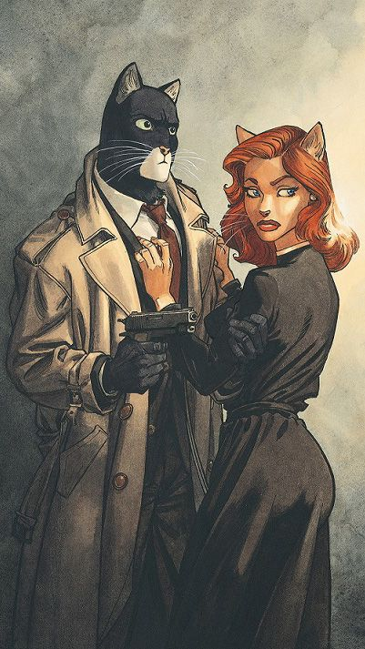 Blacksad (comic series)