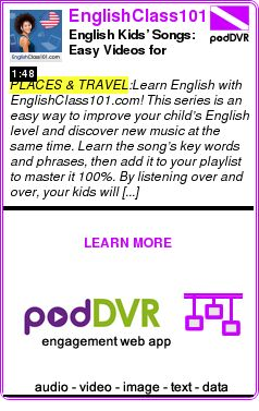 #PLACES #PODCAST  EnglishClass101.com    English Kids' Songs: Easy Videos for Beginners #8 - Pinky Ponky Water Drop    READ:  https://podDVR.COM/?c=487204ba-6003-1096-3aa7-3a44207e8d3b