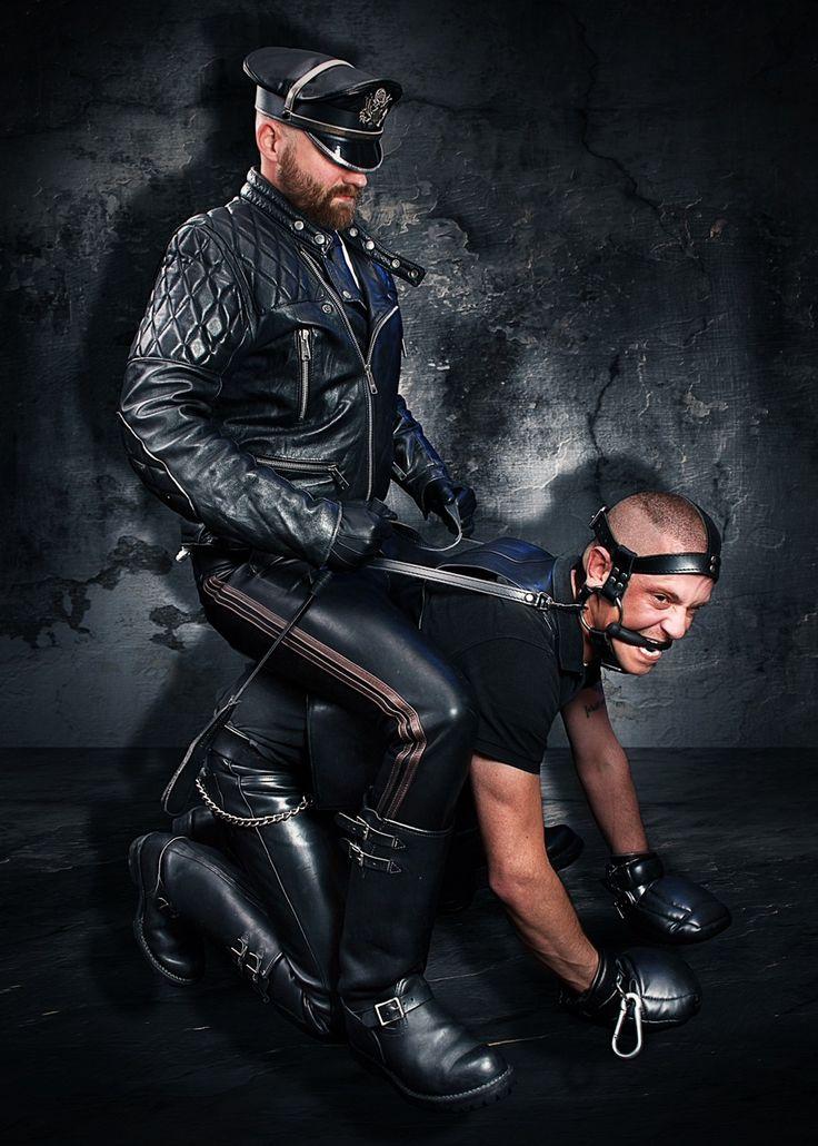 spanking gay men