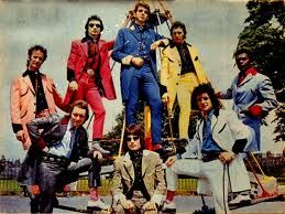 Showaddywaddy.  'Three Steps To Heaven'.  Top for one week on June 14 1975.