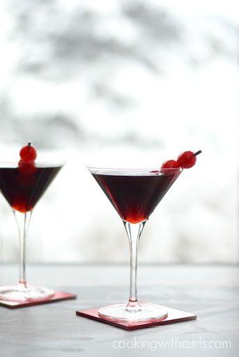 Cherry Cheesecake Martini Recipe on Yummly. @yummly #recipe