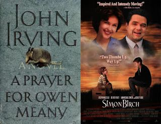 the best prayer for owen meany ideas john my life in books a prayer for owen meany