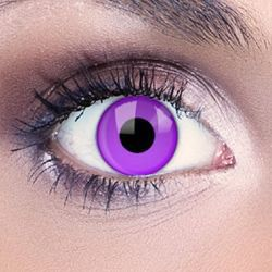 Funky Violet UV Contact Lenses Omg I NEED $20.95