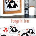 Penguin+love