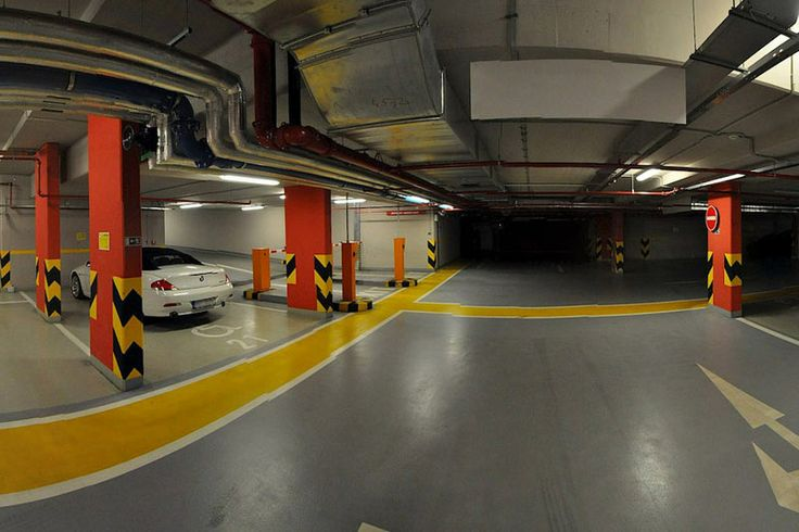 If you have a car during your stay, you can park it in our underground garage perfectly safe. Short term rentals in Prague are best in Albertov Rental Apartments. You can get to the garage comfortably by elevator directly from your apartment.