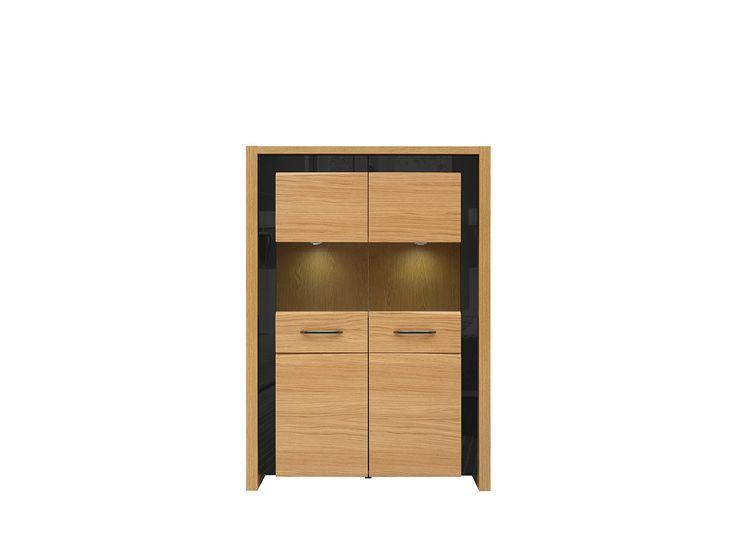 witryna Arosa #meble #furniture #new #nowość #stół #livingroom #salon #modern #nowoczesne #ideas #inspiration #inspiracje #wnetrza #interior