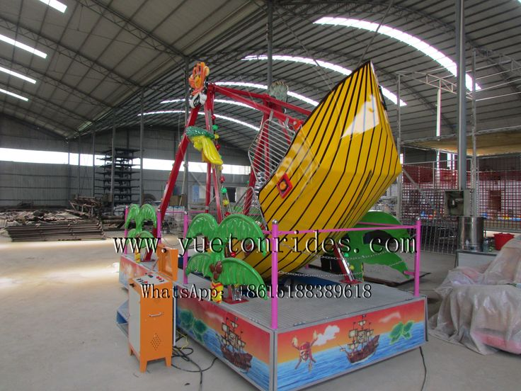 mini pirate ship ride for 10 players contact Abby to buy one whatsapp: +8615639085024 yuetonrides@gmail.com