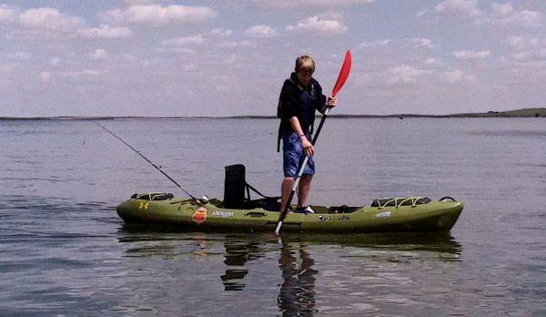 17 best images about kayak on pinterest kayak fishing for Good fishing kayaks