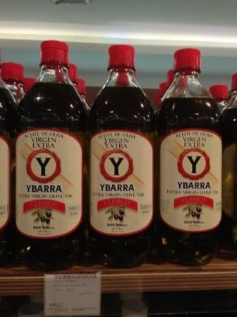 Aceite Ybarra