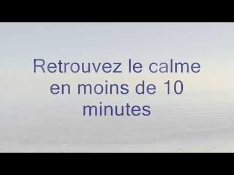Exercice de respiration - Détendez-vous en moins de 10 minutes !