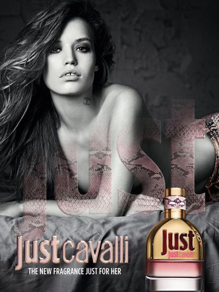 NEU IM SHOP: Wir starten sexy und provokant in die Woche mit der Parfum-Neuheit #Just Cavalli for Her --> http://pointrou.ge/12mBonP