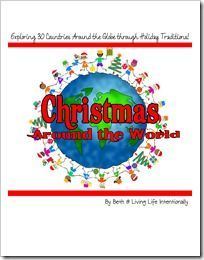 christmas around the world printables pdf