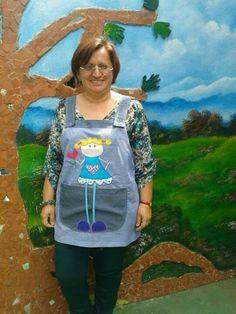 Resultado de imagen para pecheras para jardin de infantes