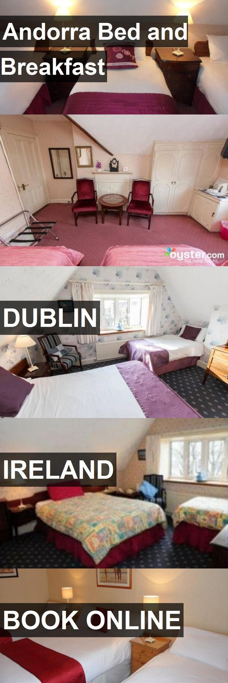 Hotel Andorra Bed and Breakfast in Dublin, Ireland. For more information, photos, reviews and best prices please follow the link. #Ireland #Dublin #AndorraBedandBreakfast #hotel #travel #vacation