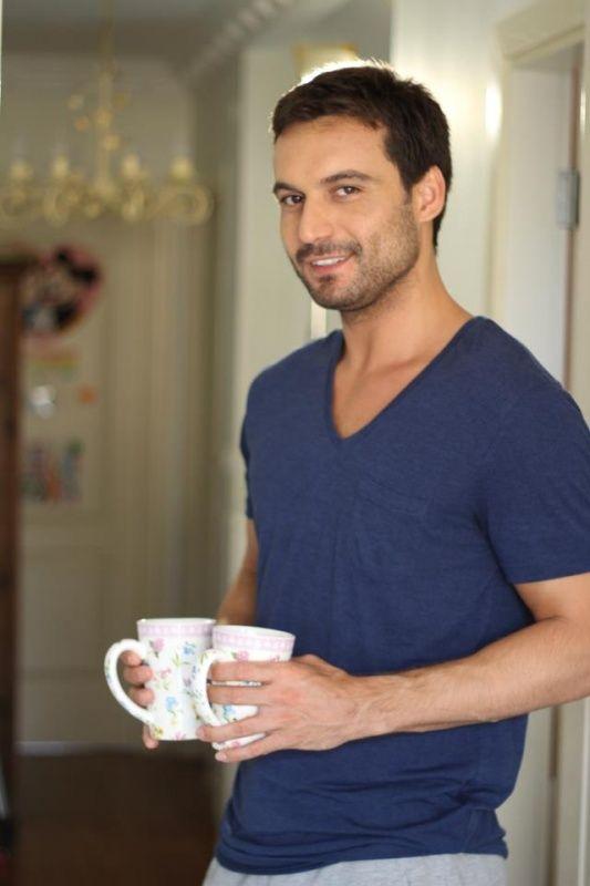 Ali Ersan Duru, Turkish actor, b. 1984