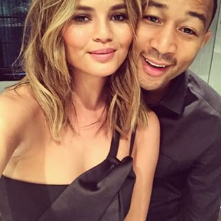 This is Chrissy Teigen and John Legend AKA everyone's relationship goals. They routinely restore our faith in love. | 24 Times Chrissy Teigen And John Legend Restored Our Faith In Love