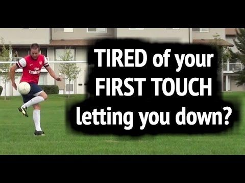 Is your FIRST TOUCH letting you down? Here are some helpful tips plus the most common mistakes players make: https://www.youtube.com/watch?v=vp2L0Y0eXHM