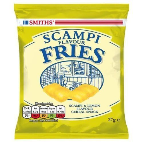 Scampi Fries 27G (Pack Of 24)