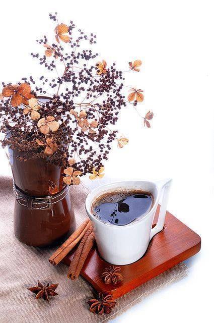 Günaydın :) İçini Isıtacak Bir Kahveye Ne Dersin?