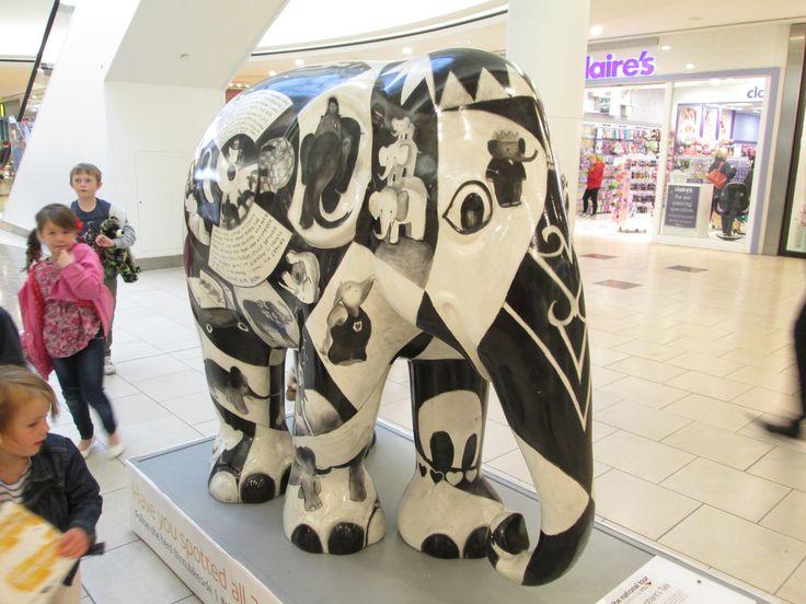 An Elephant's Tale - Katie Sollohub