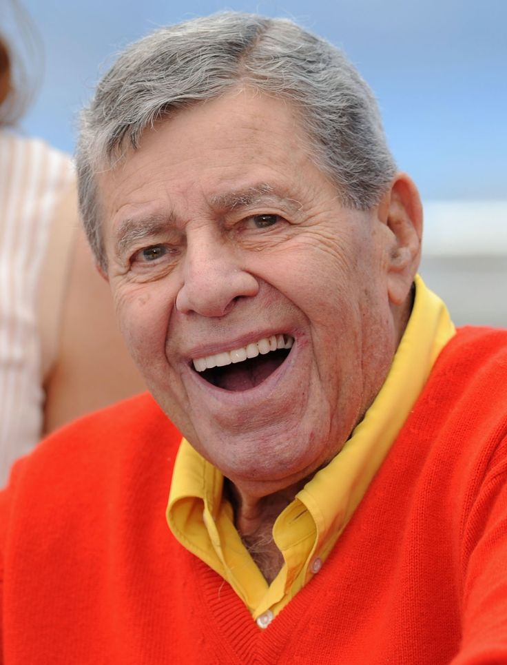 Jerry Lewis- I feel so much love for you