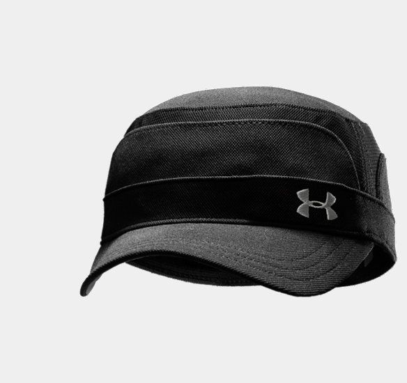 Men's UA Stretch Military Cap | 1226438 | Under Armour US