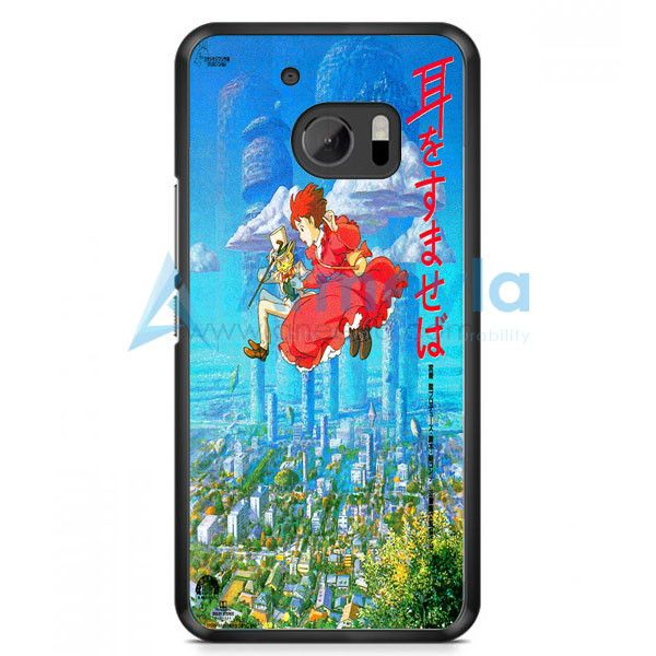 Whisper Of The Heart HTC One M10 Case | armeyla.com