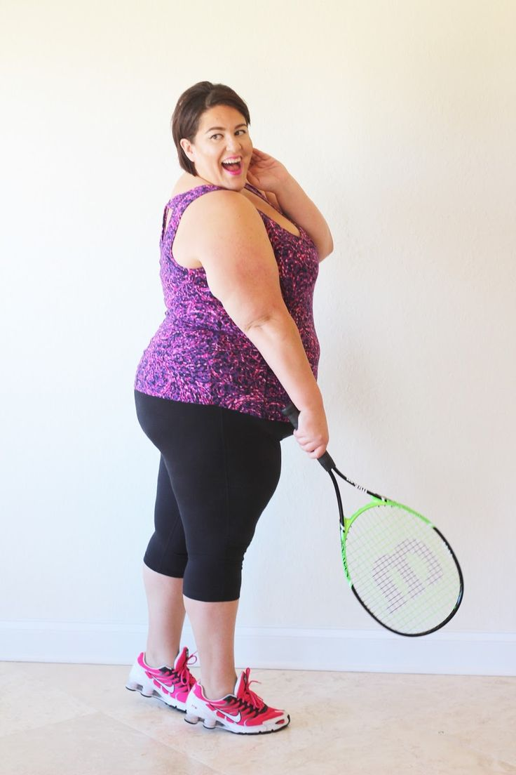 17 Best images about Plus size sportswear! on Pinterest