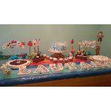 Letras Huecas Golosinas Candy Bar - $ 45,00