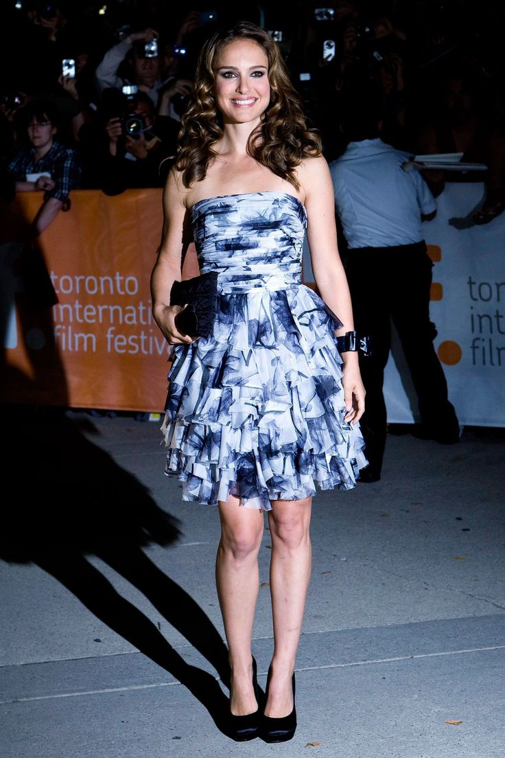 September 13 2010: She wore Jason Wu to the screening of Black Swan at the Toronto Film Festival.