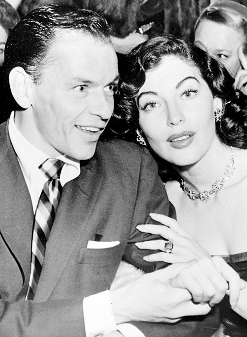 Ava Gardner & Frank Sinatra | Ava Gardner | Pinterest ...