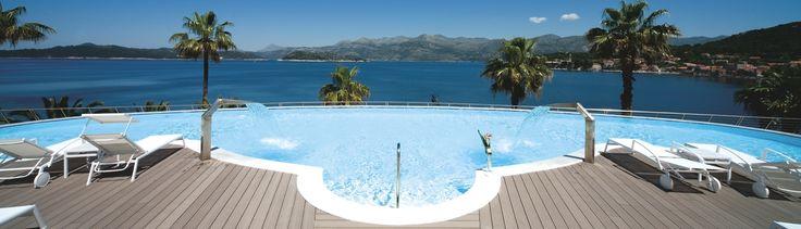 Lafodia Hotel - Sea Resort - Dubrovnik - Croatia