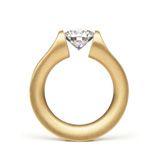 ニーシング。超然と輝く 大粒のダイヤモンド。インポートのエンゲージリング・婚約指輪まとめ一覧♡