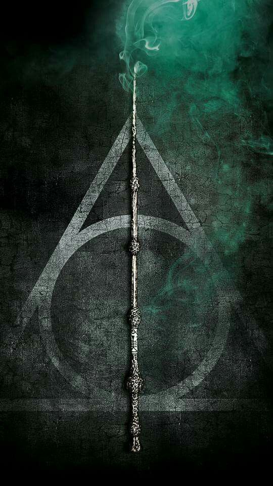 Symbol The Deathly Hallows Pottermania Pinterest Deathly