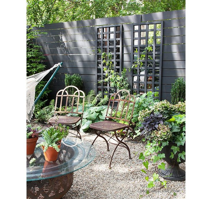 Cute DIY Ideas for a Stylish Backyard