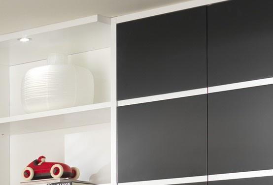 Modèle Black & White - Vue 3