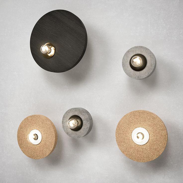 ROND-L WALL | DARK #lighting #dark #diffrentmaterials #granito #marble & 77 best ROND-L DARK® images on Pinterest | Lighting design ... azcodes.com